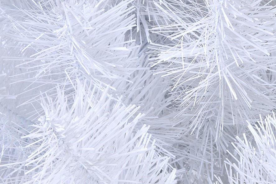 Особенности дизайна белой елки в интерьере