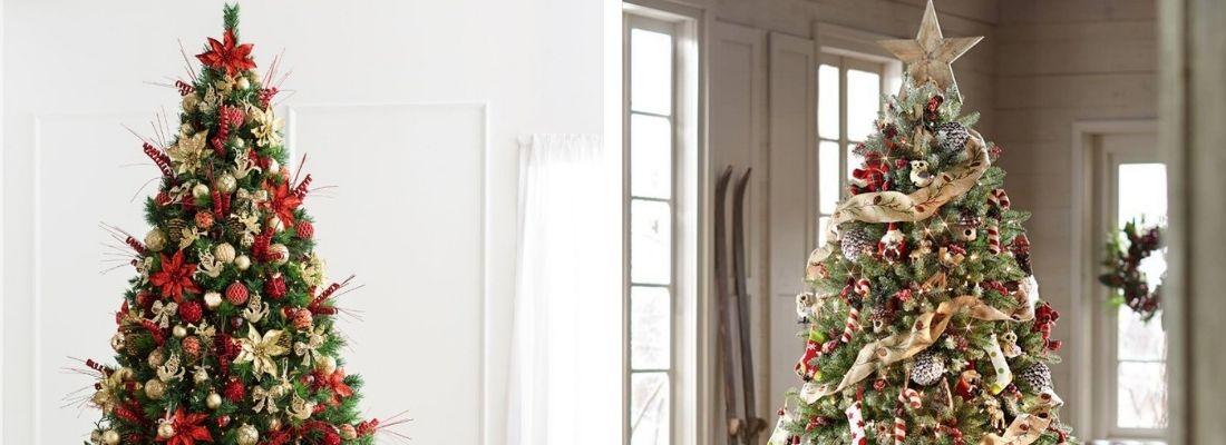 Украшаем елку на Новый год